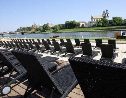 Basen na Barce Plaża Kraków