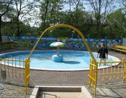 Pływalnia Otwarta ORW Rolna (fot. mosir.katowice.pl)
