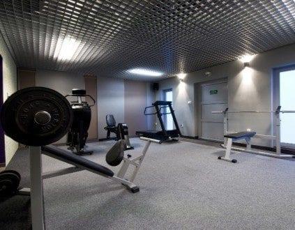 Hotel Warmia Gym
