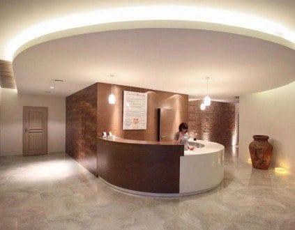 Basen Hotel SPA Srebrny Dzwon