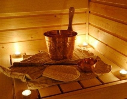 Hotel Srebrny Dzwon Sauna