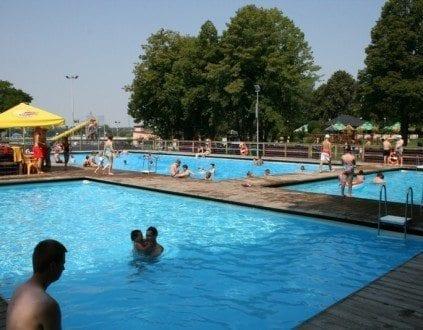 Słoneczny Wrotków w Lublinie (fot. mosir.lublin.pl)