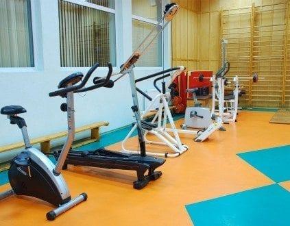 Basen Jaworze Villa Barbara Fitness