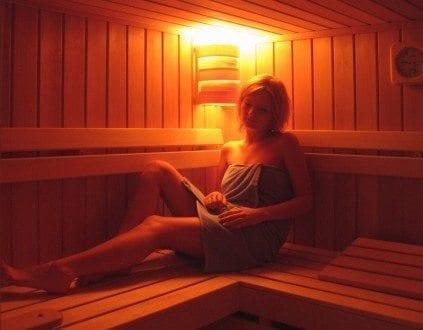 Basen Jaworze Villa Barbara Sauna