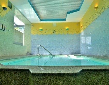 Basen Sauna Gregor Zielona Gora Plywalnia