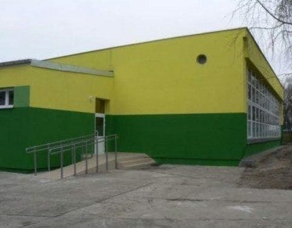 Basen ZSE Wloclawek Plywalnia