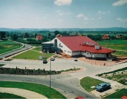 Basen OSiR Słowianka - Jawor