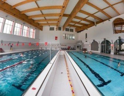 Park Wodny Aquadrom - basen Ruda Śląska