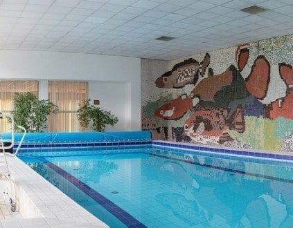 Villa Barbara Jaworze basen
