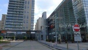 Basen Kryty Hotelu Hilton - Warszawa Wola
