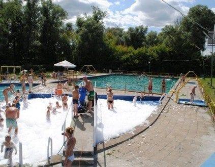 Baseny Kora Warszawa Atrakcje