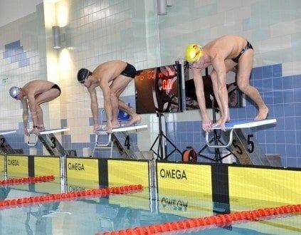 Hala Widowiskowo-Sportowa z Pływalnią Lega - basen Olecko