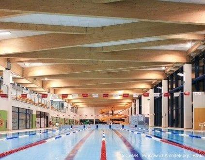 Pływalnia Kryta CKiS - basen Miechów