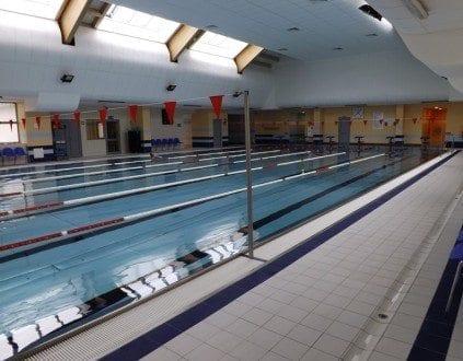 Pływalnia Kryta MOSiR - basen Włodawa