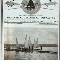 Budujmy pływalnie! - Sport Wodny 1926r