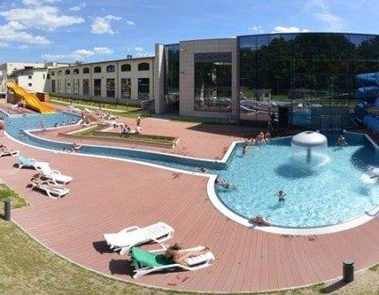 Termy Cieplickie - basen Jelenia Góra