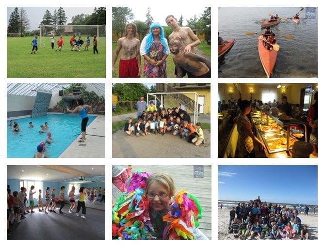 Letni obóz Fregaty – sport i zabawa
