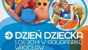Dzień Dziecka w Aquaparku Wrocław