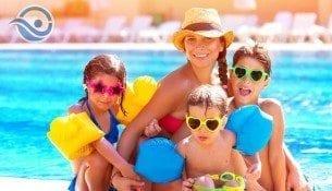 Wszyscy jesteśmy dziećmi - Aquapark Piła