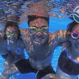 Ruszają zajęcia z aqua aerobiku - basen Gniezno