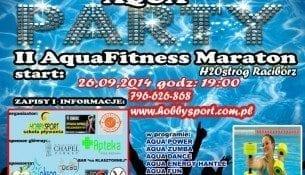 Aqua Fitness Maraton w H2Ostróg