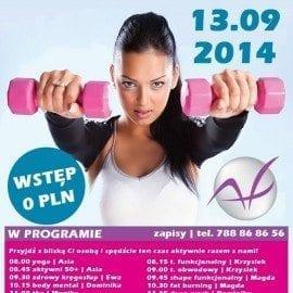 Dzień Otwarty Akademii Fitness - H2Ostróg