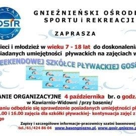 Promocje na basenie w Gnieźnie