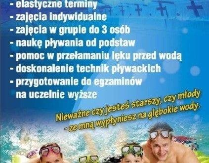 Indywidualna Nauka Pływania Tomasz Koniczuk - Szkoła Pływania Słupsk