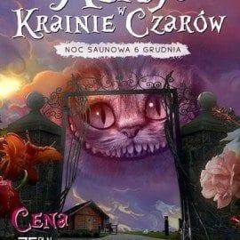 Alicja w Krainie Czarów - Aquadrom Ruda Śląska