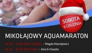 Mikołajkowy Aqua Maraton - Aquastacja Gdańsk