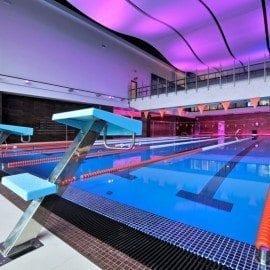 Pierwsze w Polsce zawody triathlonowe pod dachem!