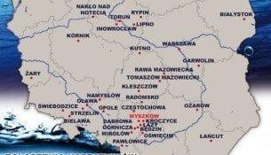 """Ogólnopolski Nocny Maraton Pływacki """"Otyliada"""""""