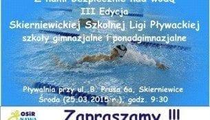 Basen Nawa Skierniewice Liga Plywacka