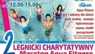 2 Legnicki Charytatywny Maraton Aqua Fitness