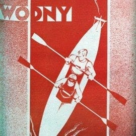 Kronika pływacka - 1937r