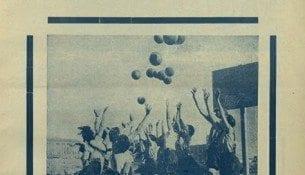 O nauce pływania - 1932r