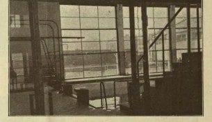 Najmłodszy i najpiękniejszy - basen Lwów 1935
