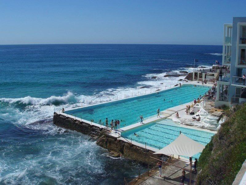 Bondi Iceberg Klub - ikona zimowego pływania w Australii