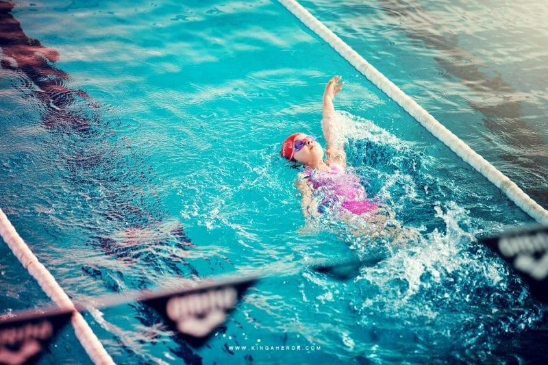 Wyjątkowa edycja zawodów Już Pływam