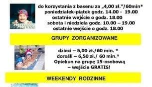 Wakacje Basen GOSiR Gniezno