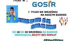 Bilety Basen Gniezno