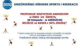 Basen Gniezno Andrzejki