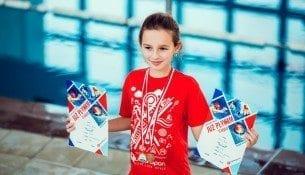 Zawody Plywackie Cieszyn Nagrody