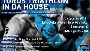 Torus Triathlon In Da House Alchemia Gdansk