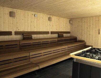 Basen Aqua Lublin Sauna