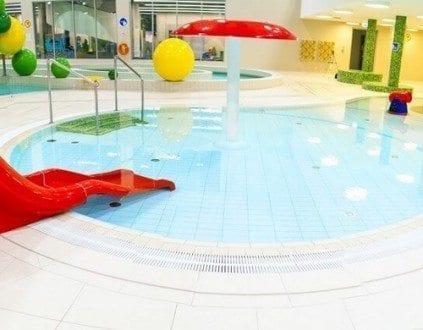 Park Wodny Koszalin baseny dla dzieci