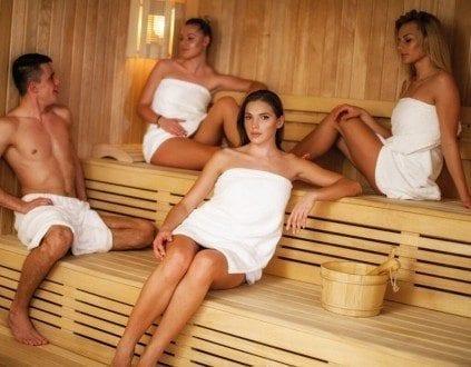 Park Wodny Koszalin Sauna
