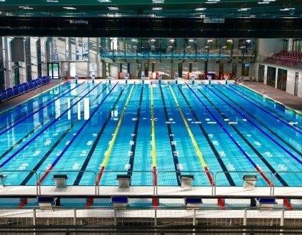 Pływalnia CSR WUM - basen Warszawa