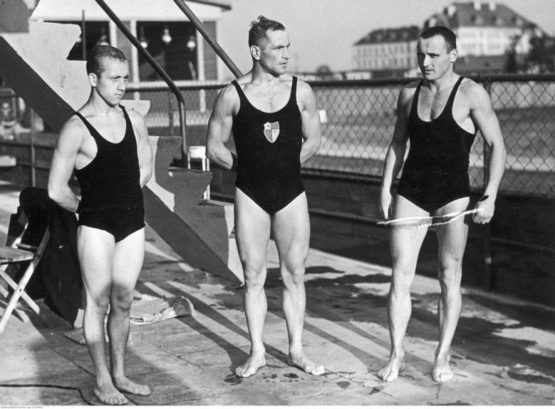 Pływackie mistrzostwa Polski w Warszawie