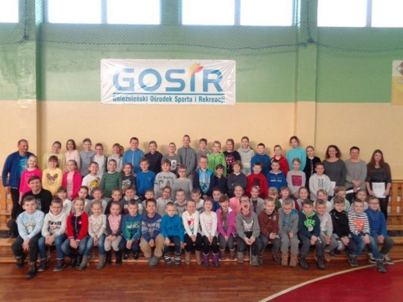 Zimowe półkolonie na sportowo GOSiR Gniezno